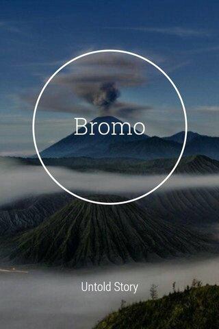 Bromo Untold Story