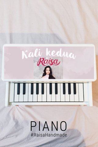 PIANO #RaisaHandmade