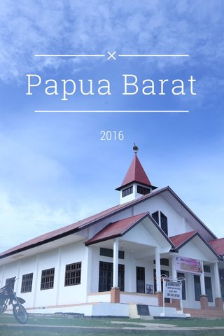 Papua Barat 2016