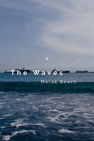 The Waves Merak Beach
