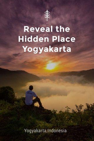 Reveal the Hidden Place Yogyakarta Yogyakarta,Indonesia
