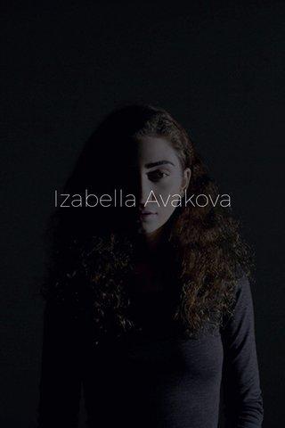 Izabella Avakova