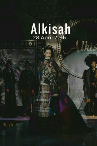 Alkisah 28 April 2016