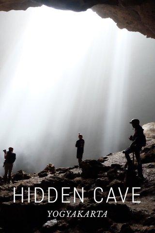 HIDDEN CAVE YOGYAKARTA