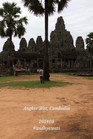 Angkor Wat, Cambodia 201408 #widhyawati