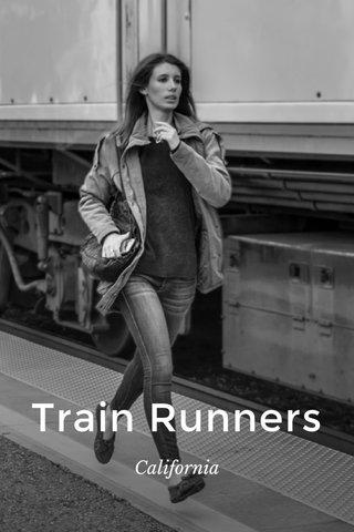 Train Runners California