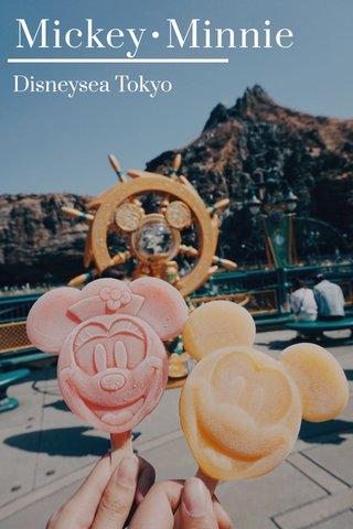 Mickey•Minnie Disneysea Tokyo