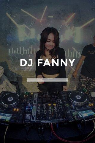 DJ FANNY