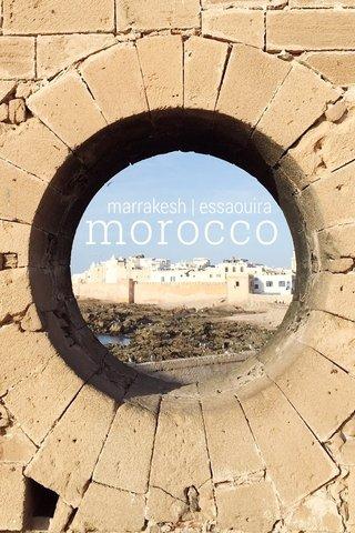 morocco marrakesh   essaouira