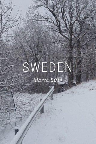 SWEDEN March 2014