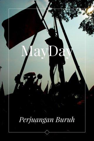 MayDay Perjuangan Buruh