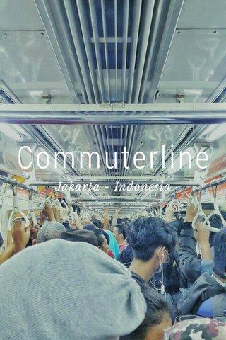 Commuterline Jakarta - Indonesia