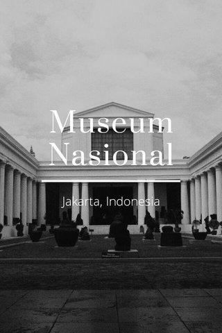 Museum Nasional Jakarta, Indonesia