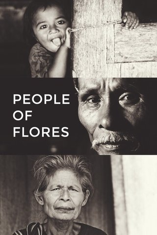 PEOPLE OF FLORES