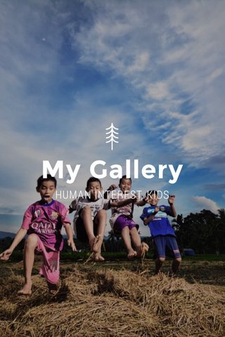 My Gallery HUMAN INTEREST, KIDS