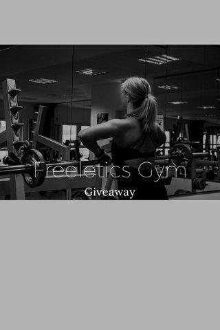 Freeletics Gym Giveaway