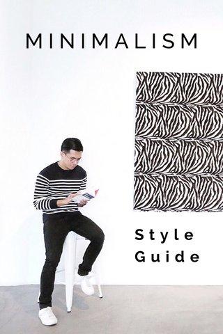 Style Guide MINIMALISM