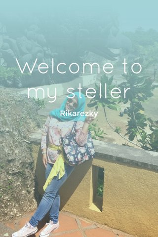 Welcome to my steller Rikarezky