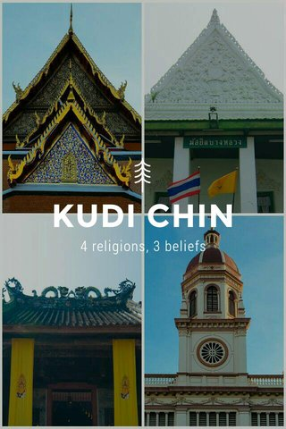 KUDI CHIN 4 religions, 3 beliefs