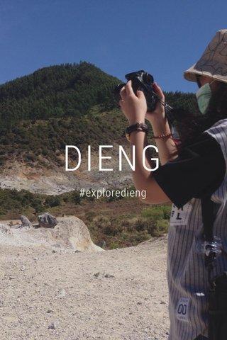 DIENG #exploredieng