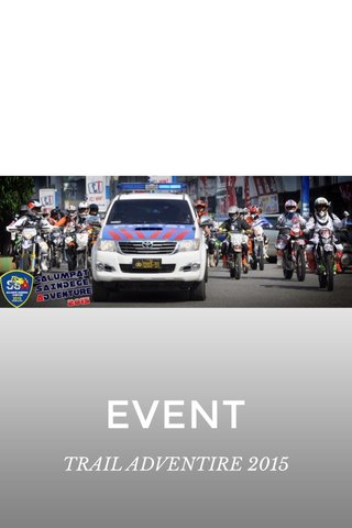 EVENT TRAIL ADVENTIRE 2015