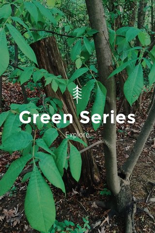 Green Series Explore