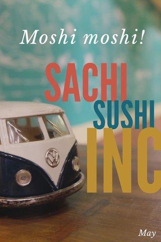 Moshi moshi! May