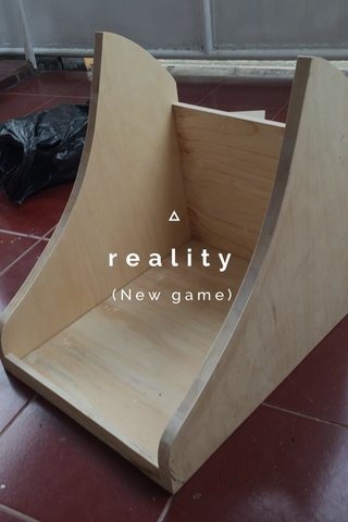 reality (New game)