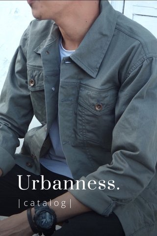 Urbanness. |catalog|