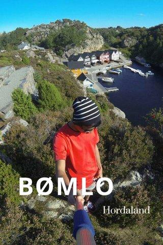 BØMLO Hordaland