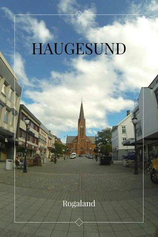 HAUGESUND Rogaland