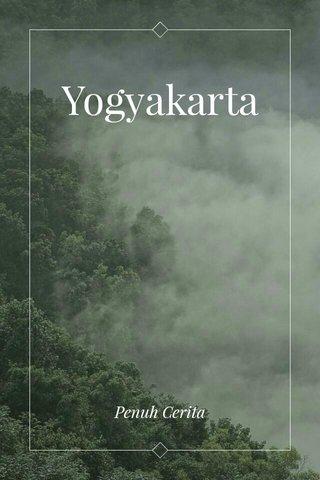 Yogyakarta Penuh Cerita