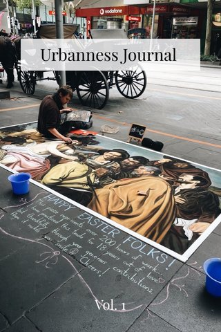 Urbanness Journal Vol. 1