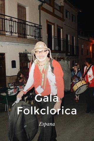 Gala Folkclorica Espana