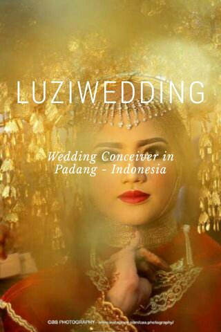 LUZIWEDDING Wedding Conceiver in Padang - Indonesia