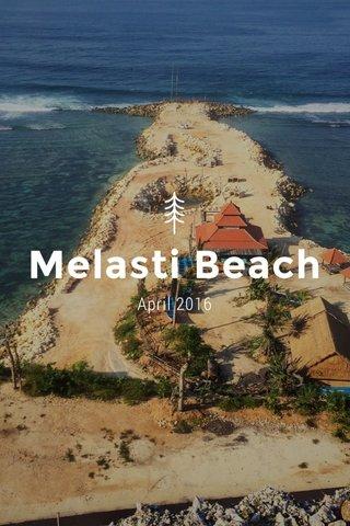 Melasti Beach April 2016