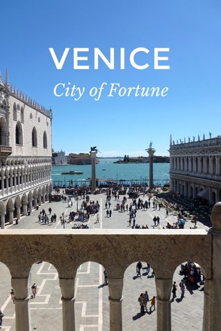 VENICE City of Fortune