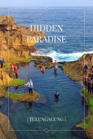 HIDDEN PARADISE | TULUNGAGUNG |