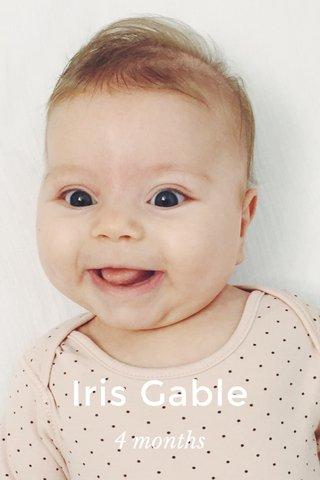 Iris Gable 4 months