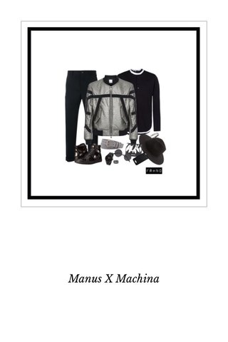 Manus X Machina