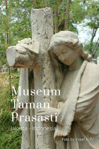 Museum Taman Prasasti Jakarta - Indonesia