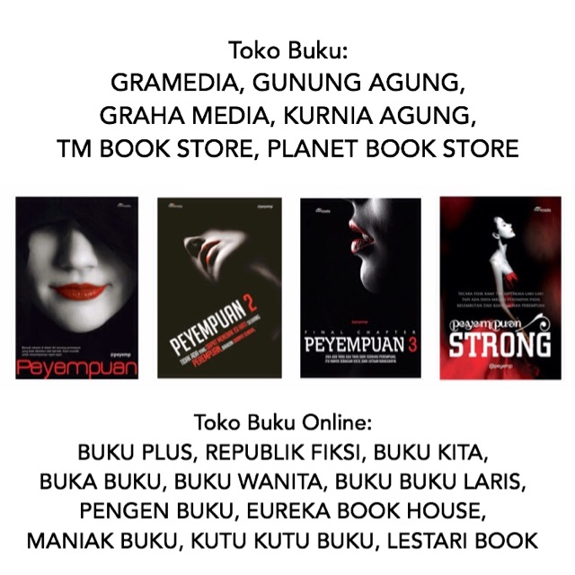 Ebook Novel Peyempuan