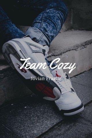 Team Cozy Jovian Fraaije