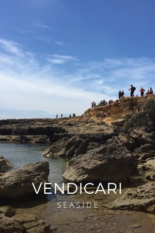 VENDICARI SEASIDE