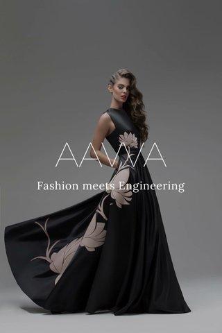 AAVVA Fashion meets Engineering