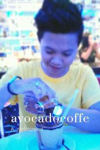 avocadocoffe A_ziefrozend