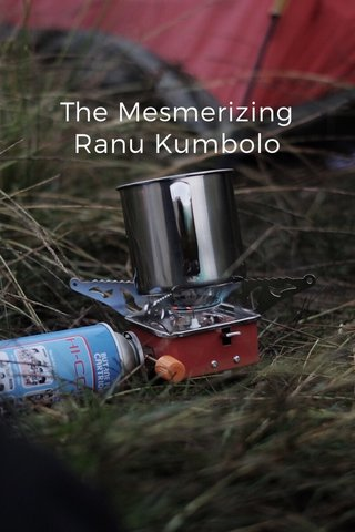 The Mesmerizing Ranu Kumbolo