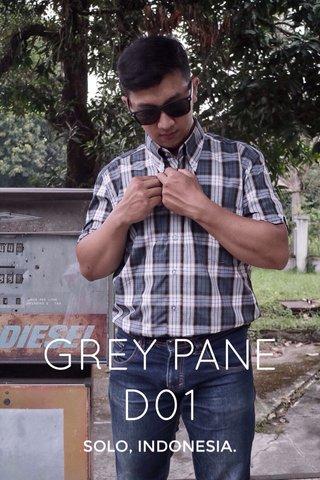 GREY PANE D01 SOLO, INDONESIA.