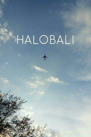 HALOBALI