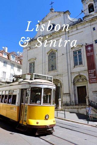 Lisbon & Sintra